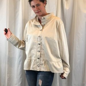 Maurices canvas Spring jacket